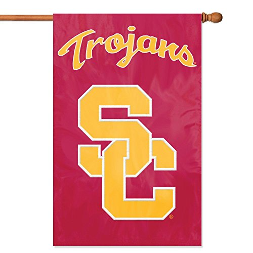 Party Animal USC Trojans Banner College Flag