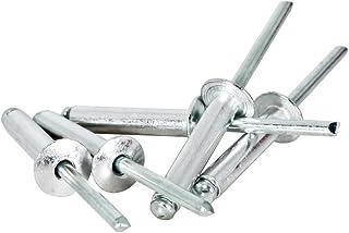 Rebite de Repuxo de Alumínio 4,8 x 25mm Noll 250 Peças