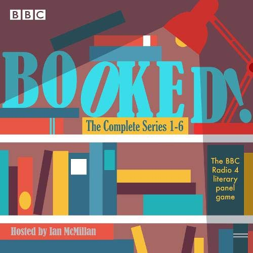 Booked!: The Complete Series 1-6 Audiobook By Ian McMillan cover art