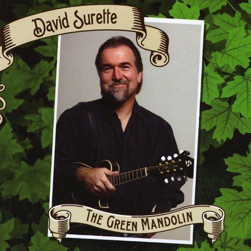 Green Mandolin by David Surette