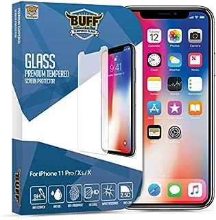 Buff iPhone X Glass Ekran Koruyucu