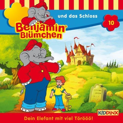 Benjamin und das Schloss audiobook cover art