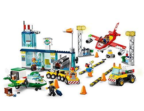 レゴJuniors『レゴシティ空港(10764)』