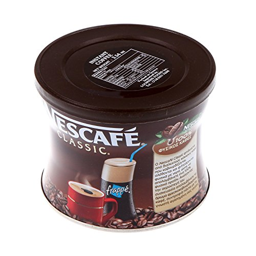Greek Nescafe Classic Frappe 100g