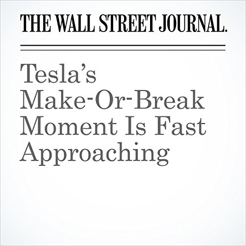 Tesla's Make-Or-Break Moment Is Fast Approaching copertina