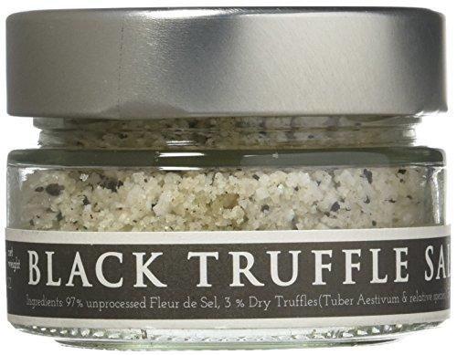 Sale marino con tartufo nero 120 g.