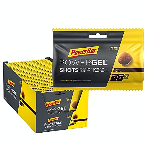 PowerBar -   PowerGel Shots Cola