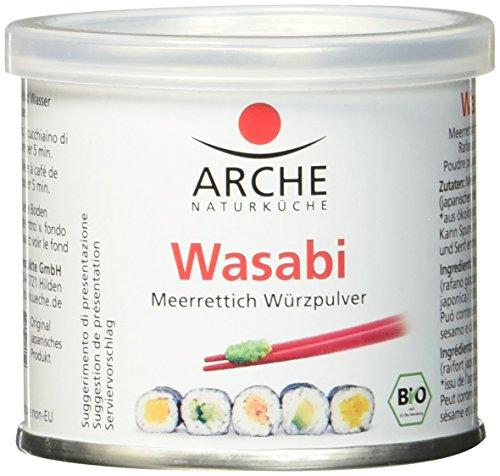Arche Bio Wasabi, 5er Pack (5 x 25 g)