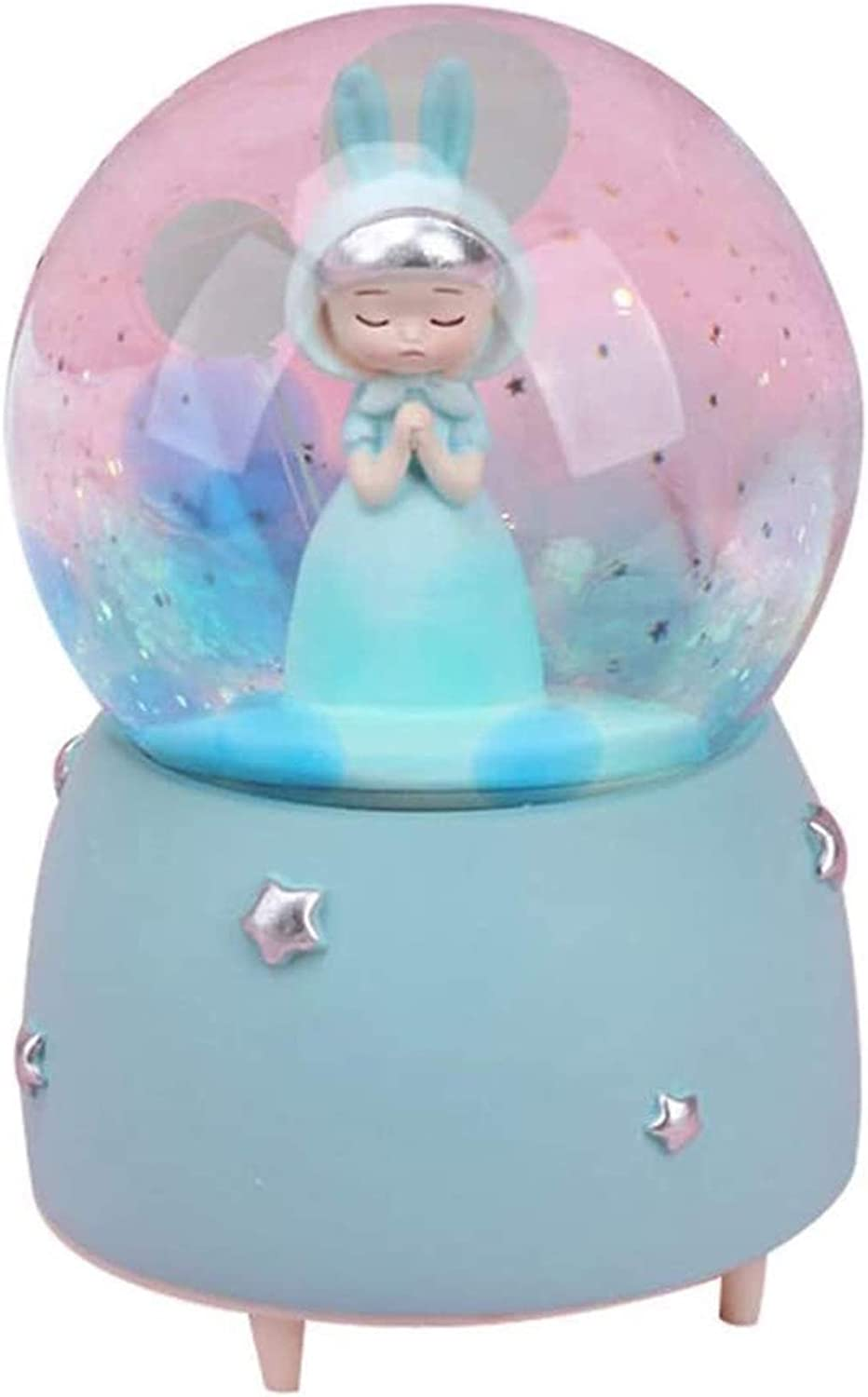 Tucson Mall Plztou Doll Music Box Miniature Crafts Roo Super beauty product restock quality top! Model Home Decoration