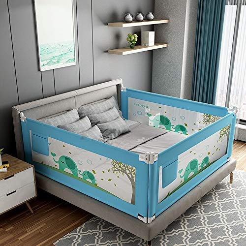 Check Out This Ybriefbag Child Bed Fence Child Baffle Bed Guard Rail Guardrail Baby Anti-Fall Bed Bl...