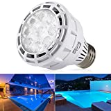 Bonbo 120V 25W LED Pool Light...