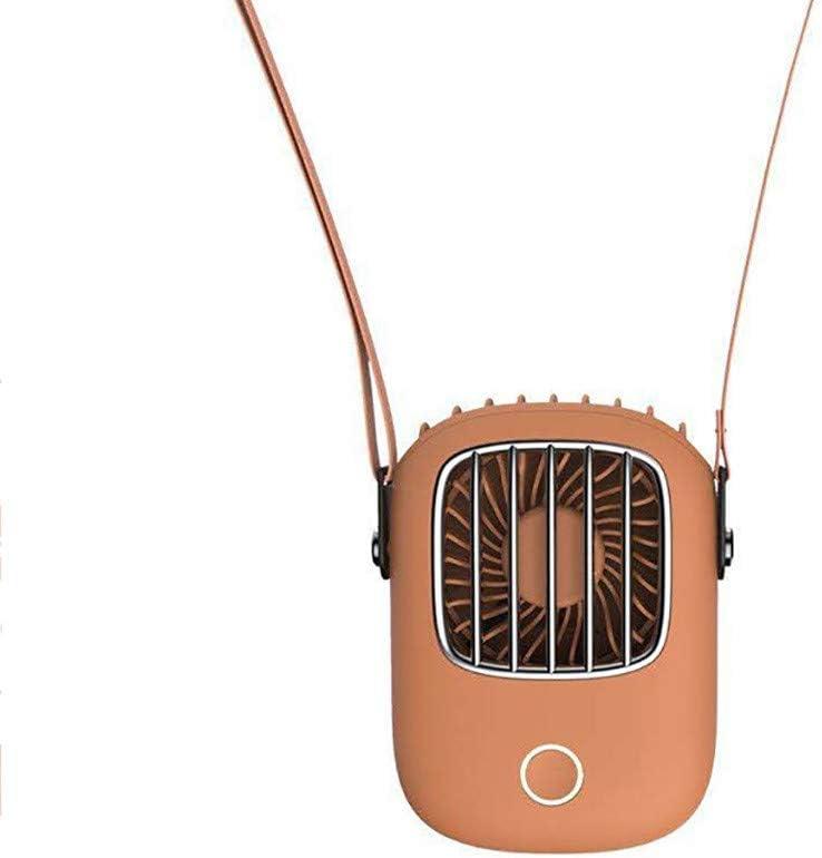 Baltimore Max 70% OFF Mall pan hui Hands Free Neck Fan Personal Portable USB Recha Mini