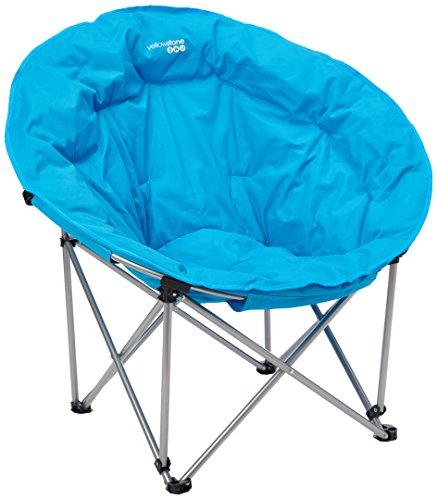 Randoneo Orbit Deluxe Stuhl grün Blau blau