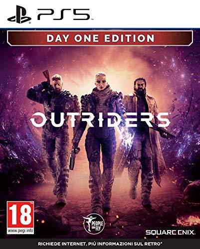 Outriders - Day One Edition - PlayStation 5 [Importación italiana]