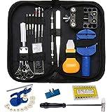 Kit Reparation Outil Montre Horloger Professionnel - STAGO 499 pcs Montre Outils Kit...
