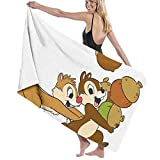 Chip N Dale The Bath Towel Five-Star Hotel Quality .Premium Collection Bathroom Towel.Soft,Plush and Highly Absorbent (1 Bath Towel 31x59 Inches)