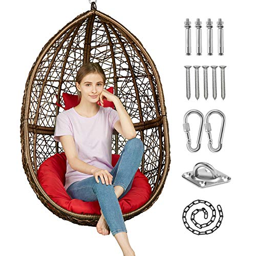 Greenstell Egg Hammock Chair with Hanging Kits Got EN 581 Quality Inspection Report Issued by SGS,...