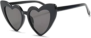 /New Fashion Love Heart Sexy Shaped For Women Brand Designer Sunglasses UV400