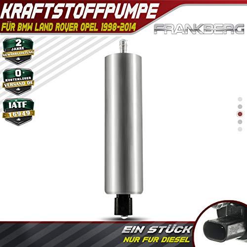 Kraftstoffpumpe Dieselpumpe für 3ER E46 E90 5ER E39 7ER E38 X5 E53 Omega B RJ 75 Freelander 2.0L-3.0L 1998-2014 16114028194