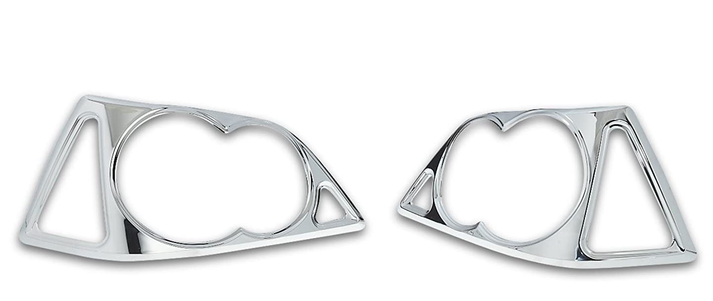 Show Chrome Accessories 52-774 Trunk Light Grille