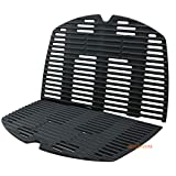 QuliMetal 7646 Cooking Grates for Weber Q300, Q3000 Series Gas Grill