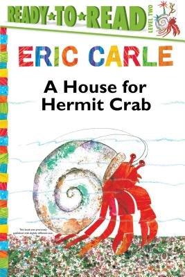 A House for Hermit Crab[HOUSE FOR HERMIT CRAB][Hardcover]