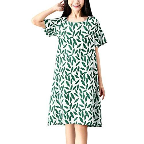 Winwintom Mujer Vestidos