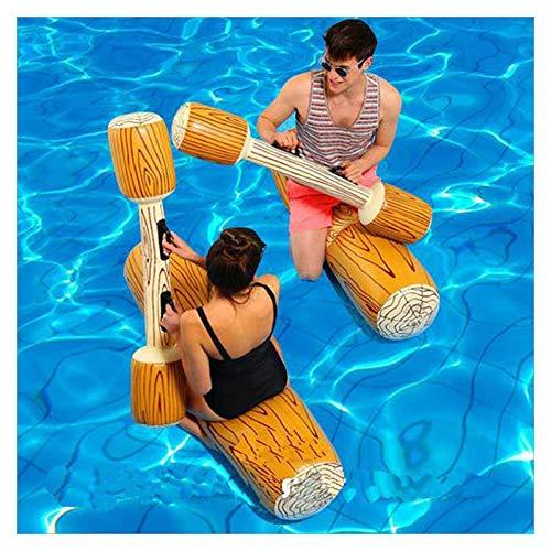 ZLUCKHY Paquete De 4 Piezas Juguetes Acuáticos Flotantes Inflables,Cama Flotante Tumbona De La Piscina Flotadores Gigantes Paseo En Bote Balsa para Fiestas En La Piscina Juguetes para La Piscina,A