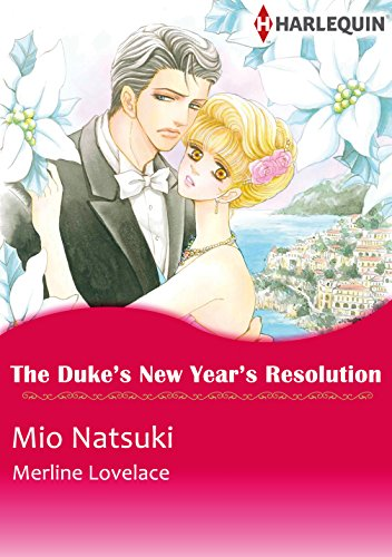 The Duke's New Year's Resolution: Harlequin comics (English Edition)