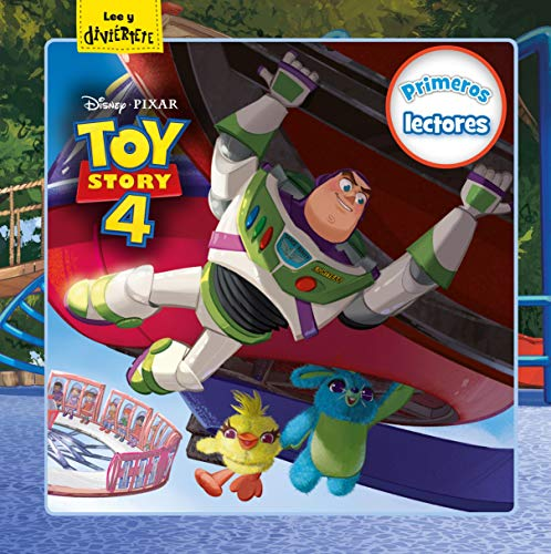 Toy Story 4. Primeros lectores (Disney. Toy Story 4