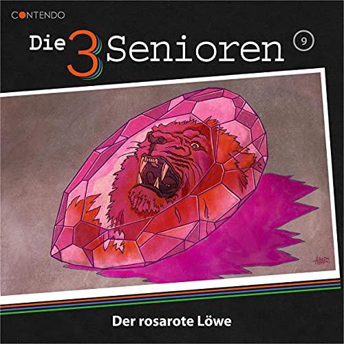 Der rosarote Löwe Titelbild