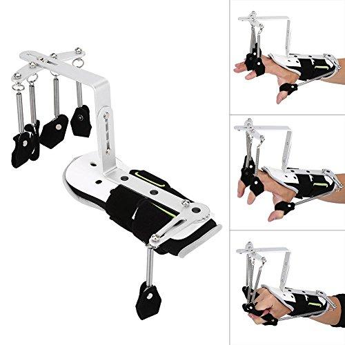 Aparato de rehabilitación para los dedos, entrenamiento de la mano, ejercicios ortopédicos para los…