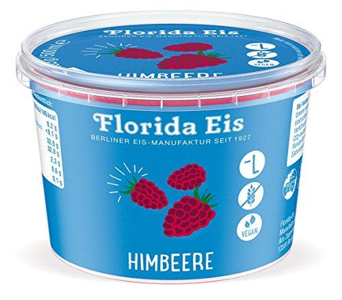 "Fruchteis ""Florida Eis"" Himbeer - Familienpackung - 500ml"