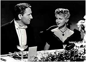 Spencer Tracy with Lana Turner in Dr. Jekyll and Mr.Hyde8 x 10 Inch Photo