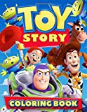 Toy Story Coloring Book: Jumbo Coloring Books With High Quality Images Based On Toy Story Cartoons