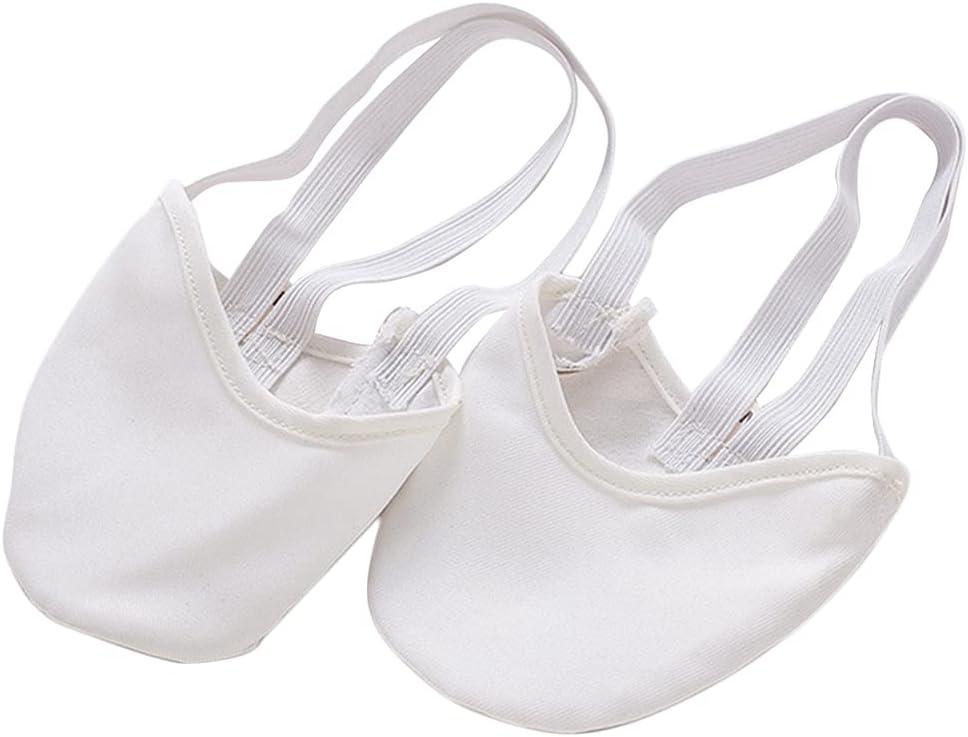 Licogel Dancing Shoes Half Soles Lightweight Nonslip Breathable