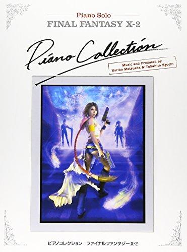 Final Fantasy X-2 Piano Collection Sheet Music