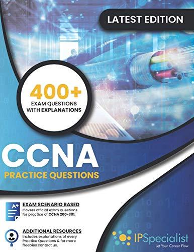 CCNA: (200-301) Cisco Certified Network Associate || Practice Questions