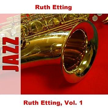Ruth Etting, Vol. 1