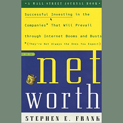 NetWorth audiobook cover art