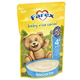 Farex Rice Cereal Pouch,125 g
