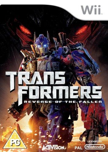 Good - TransFormers Revenge of the Fallen for Nintendo Wii (Wii U compatible)