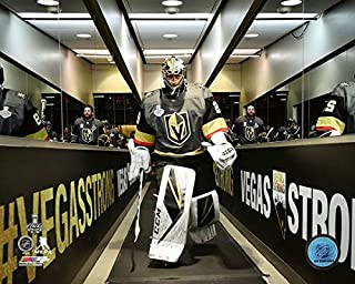 Marc-Andre Fleury 2018 Vegas Golden Knights Stanley Cup Photo (Size: 8