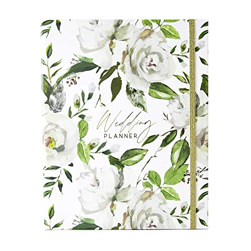 Wedding Planner Book and Organizer for Brides with Gift Box