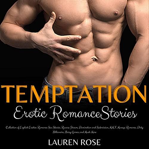 Temptation - Erotic Romance Stories cover art
