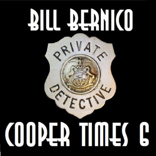 Cooper Times Six audiobook cover art