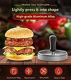 Zoom IMG-2 hepaz pressa per hamburger stampa