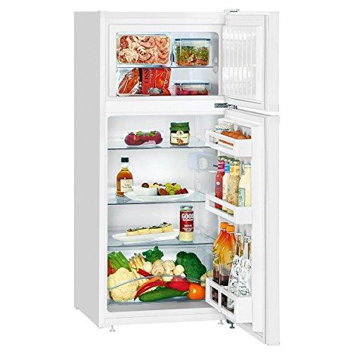 Liebherr CTP 2121 Réfrigérateur/A + + partie Réfrigérateur 153 L/partie Congélateur 44 L