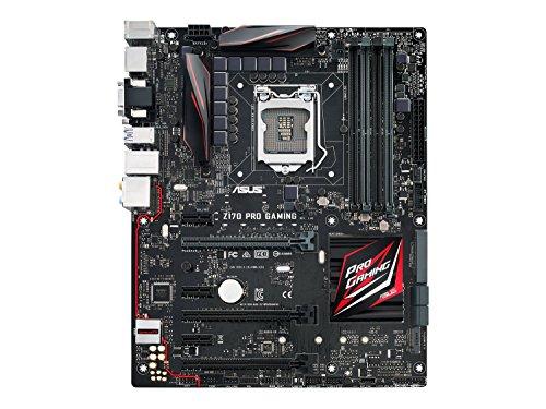 Asus Z170I PRO Gaming USB3.1/SATAe/M.2/DVI/HDMI/WiFi/BT Z170 ITX Sockel 1151