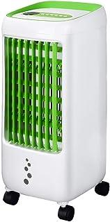 Refrigeradores evaporativos, un solo aparato de aire acondicionado enfría Pequeño humidificación del refrigerador de aire de refrigeración remoto tiempo de control Área 310 pies cuadrados, 62cm WKY LQ